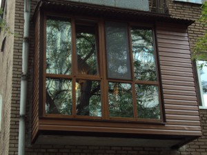 Металлопластиковые балконы