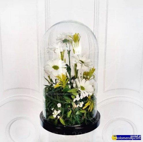 Необычный подарок: дарим букет, но не из живых цветов