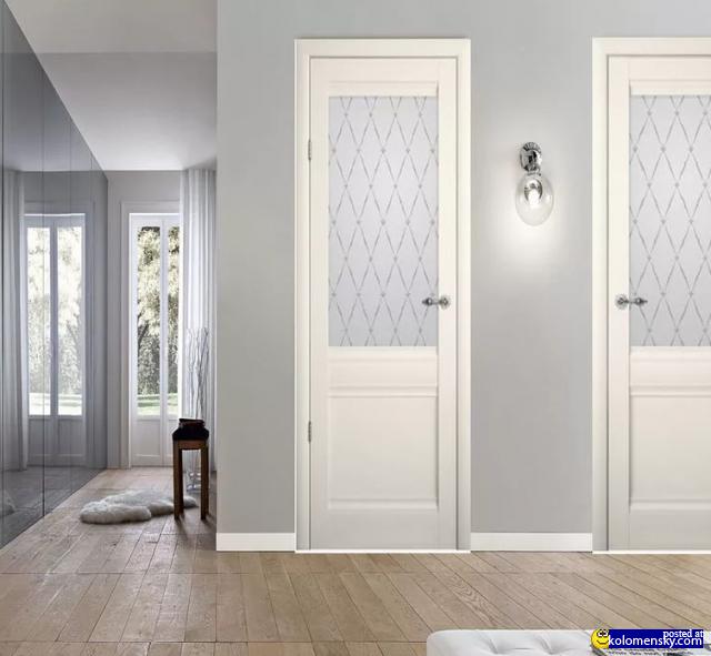 Какие двери из стекла смогут вписать в ваш интерьер лучше всего?