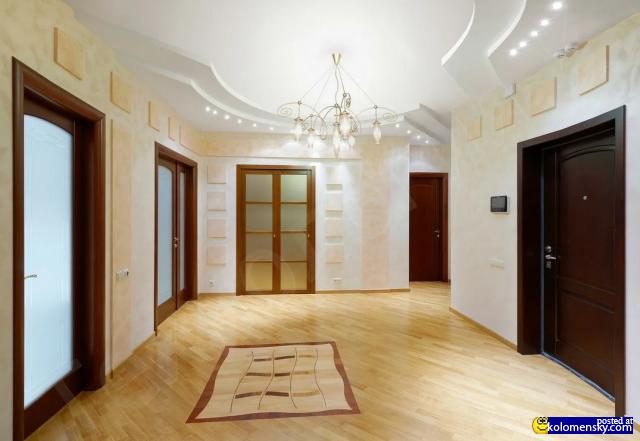 Популярные материалы для отделки дверного проема