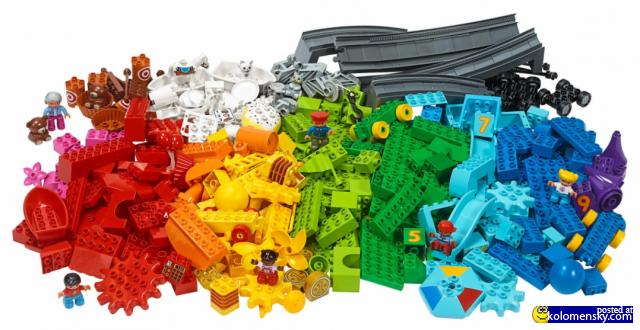 Лего Фильм 2 в 2019 поднял продажи конструктора ещё сильнее.