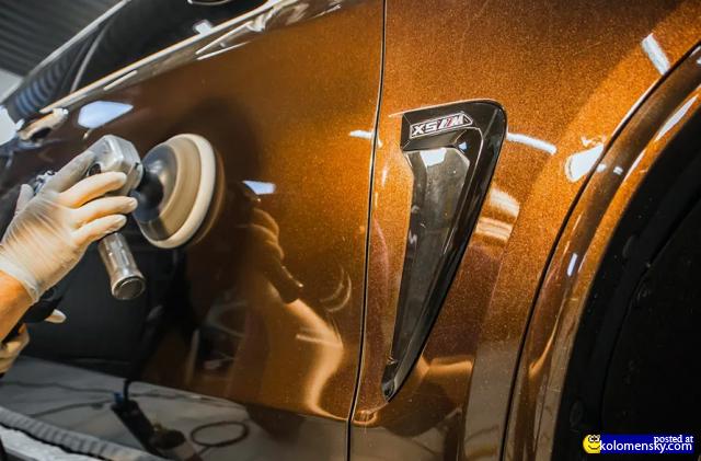 Устранить все кузовные изъяны и недостатки можно в хорошем автосалоне.