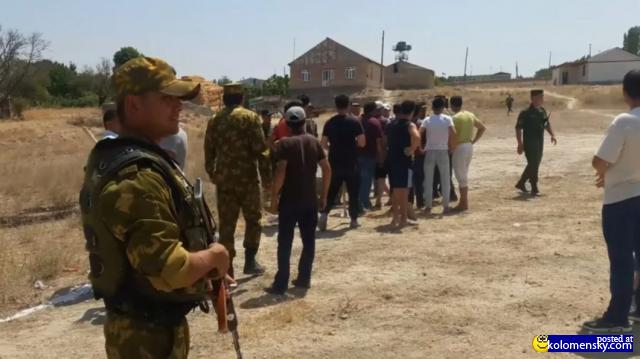Как разворачивался конфликт на границе Кыргызстана?