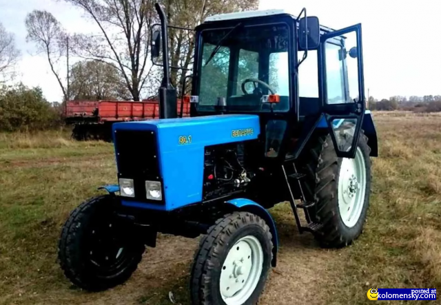 Тракторы МТЗ до сих пор известны во всём мире.